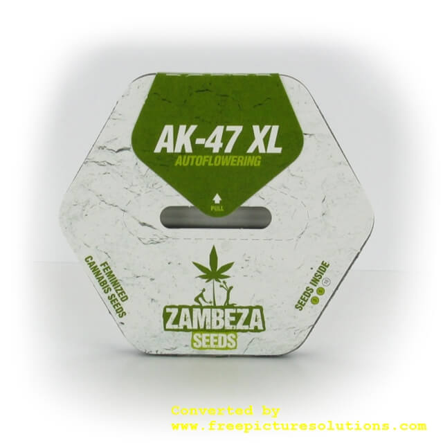 Buy Zambeza Seeds Green AK XL FEM