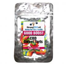 Good Boost CBD Sweet Tarts