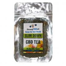 Slim Down CBD Tea