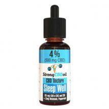 Sleep Well CBD Tincture