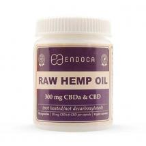 CBD Raw Hemp Oil Capsules